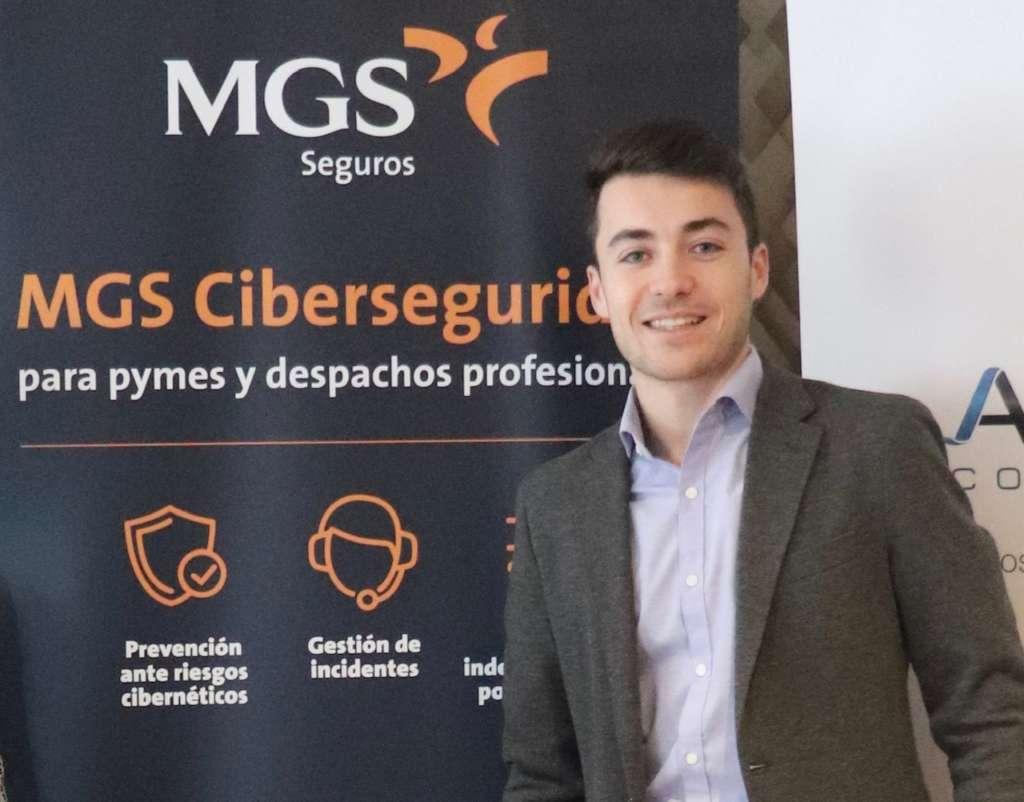 Albert Solé es especialista en ciberseguridad en MGS Seguros.